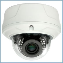 D-max, DMC-5030DVZW -VANDAL DOME 5 MEGA PIXEL IP CAMERA WITH D. 3.6-11MM MOTORIZED LENS. MADE IN KOREA.