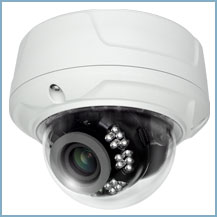 D-max, DMC-3030DVZW -VANDAL DOME 3 MEGA PIXEL IP CAMERA WITH 2.8-12MM MOTORIZED LENS. MADE IN KOREA.