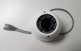 2 megapixel 1080P vandal-proof IR dome AHD camera with 2.8~12mm lens & junction base - smart security club  - 4