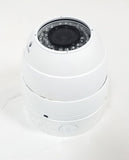 2 megapixel 1080P vandal-proof IR dome AHD camera with 2.8~12mm lens & junction base - smart security club  - 1
