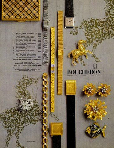 Boucheron History and Facts