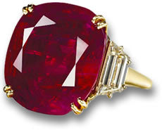 Hope Ruby ring