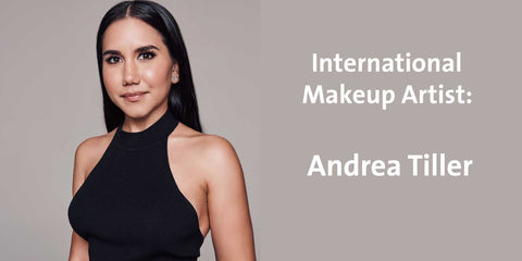 Amaterasu Beauty Interview International Makeup Artist Andrea Tiller Vancouver New York City