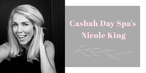 Casbah Day Spa Owner Nicole King shares her love Amaterasu Beauty 24 hour Eyeliner