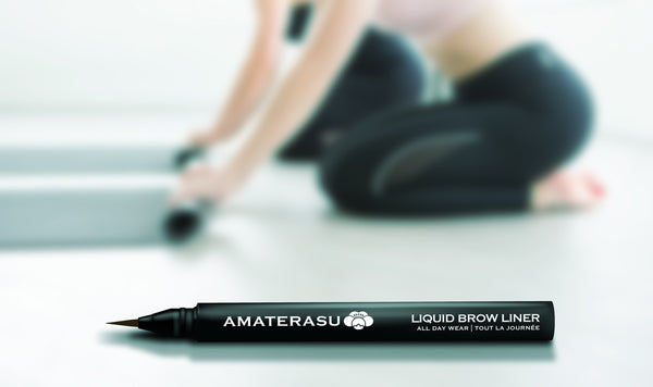 How Yoga Makes You More Beautiful eye makeup amaterasu beauty