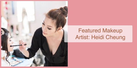 Ex Cathay Pacific Stewardess turned Makeup Artist Heidi Cheung Amaterasu Beauty Brow Liner