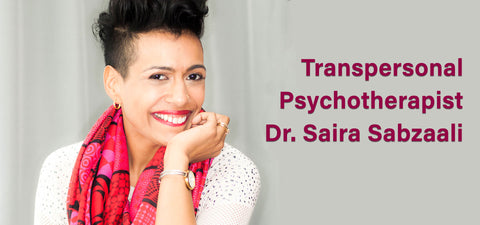 Transpersonal Psychotherapist Doctor Saira Sabzaali Ph.D, Interview with Amaterasu Beauty