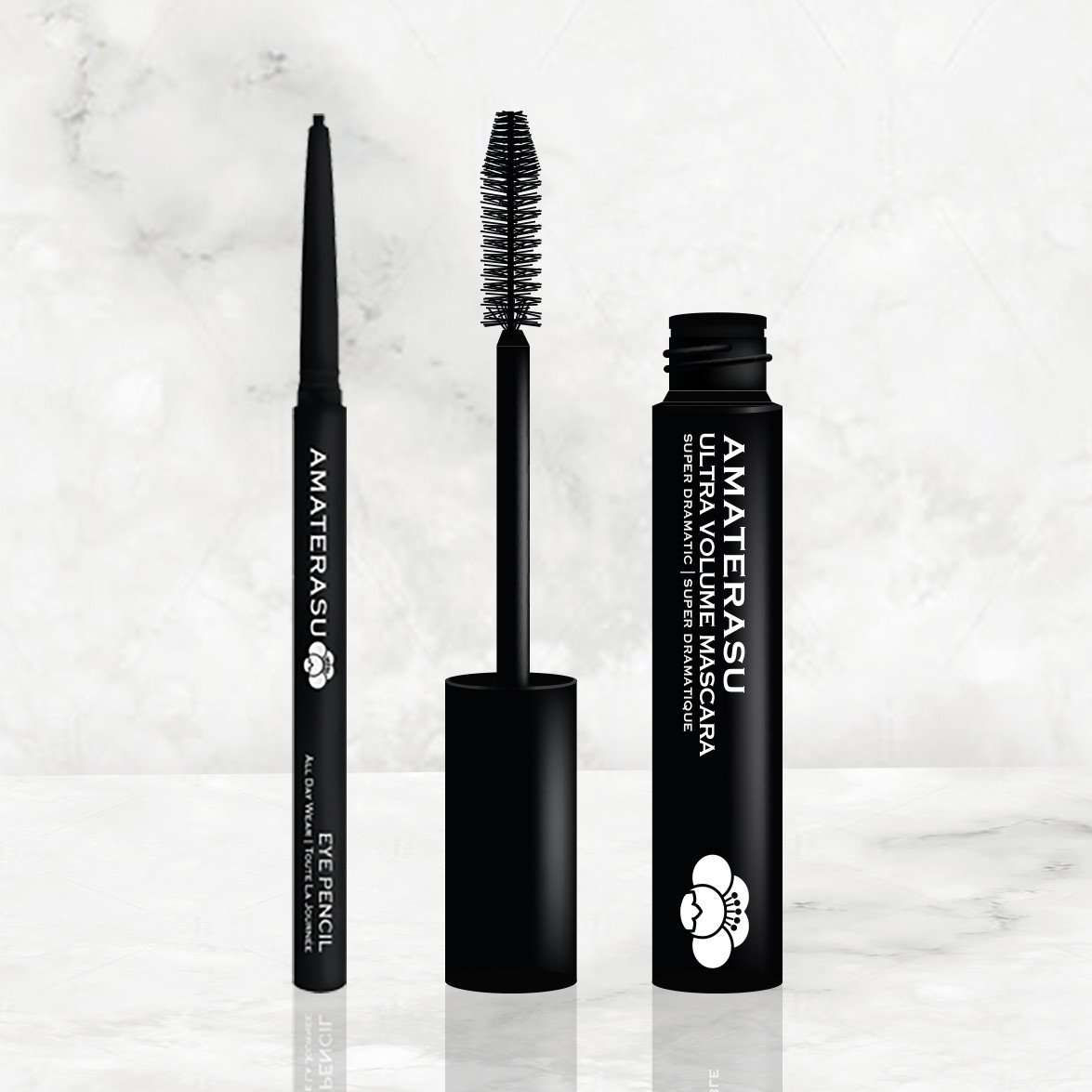 AMATERASU EYE PENCIL every day look, or smouldering, smokey eyes, our Eye Pencil is your ultimate tool.