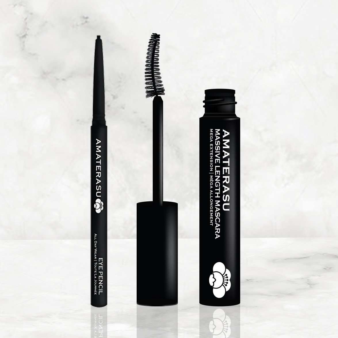 Lady Boss Set conf Eye Pencil + Massive Length Mascara