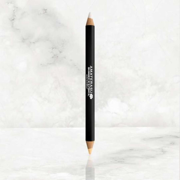 u Shimmer Eye Pencil is designed to enhance and brighten your entire face with just a simple application that stays on all day amaterasu