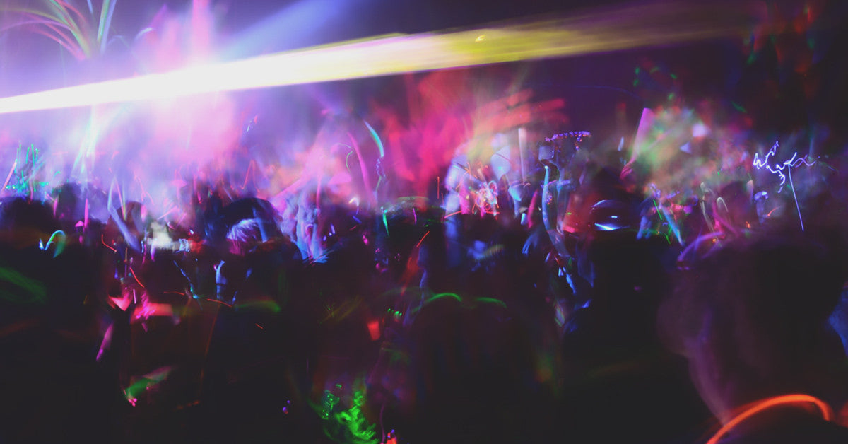 12 Signs You Were a Raver Back in the Day