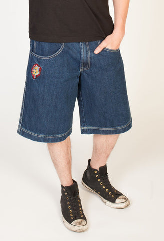 Jester Jean Shorts for Men