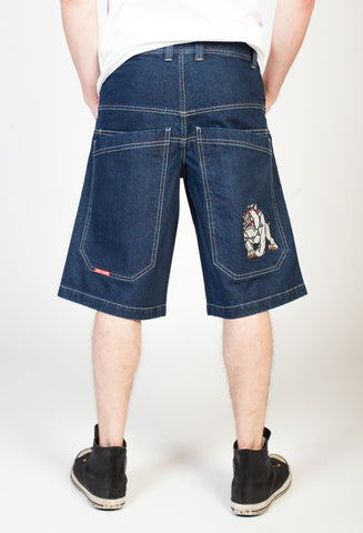 Bulldog Jean Shorts for Men