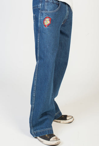 Jester Wide legged Jeans for Men
