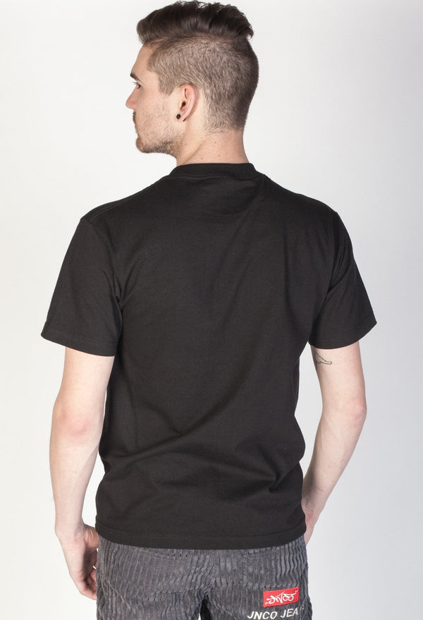 Crown Tee Black