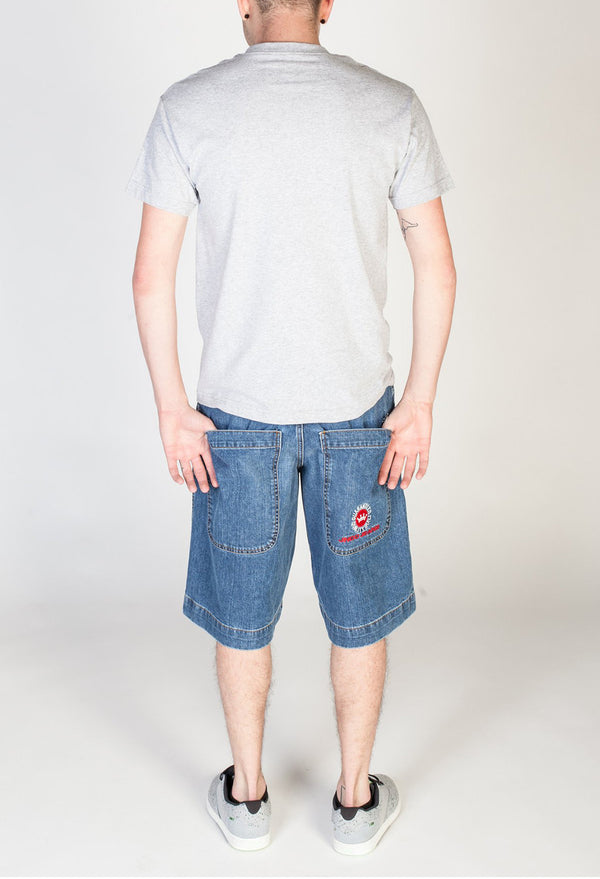 "Scoop Pocket Shorts Medium Stone- 13"" Inseam"