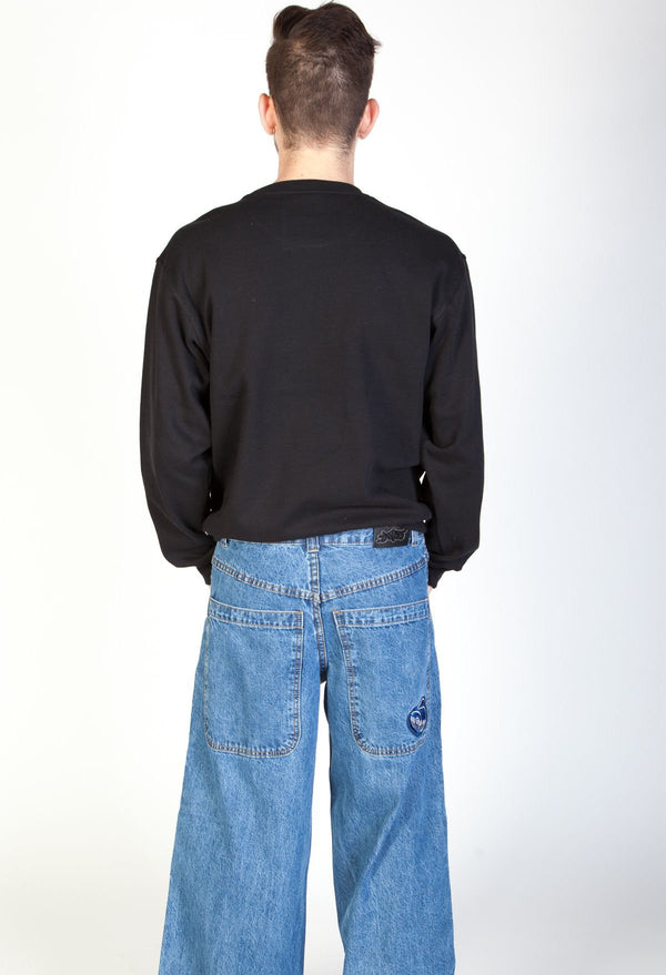 JNCO LOW DOWN CREW NECK