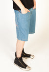 "Low Down Shorts Light Stone- 13"" Inseam"