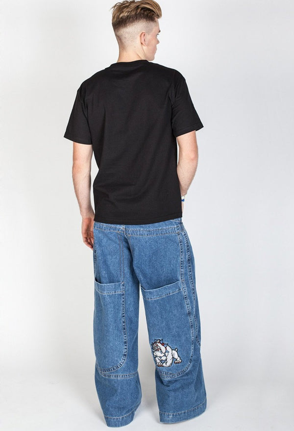 JNCO Men's Bulldog Jeans