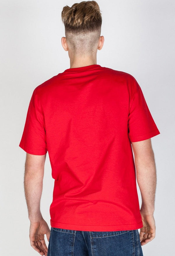 JNCO Men's Crown Tee Red