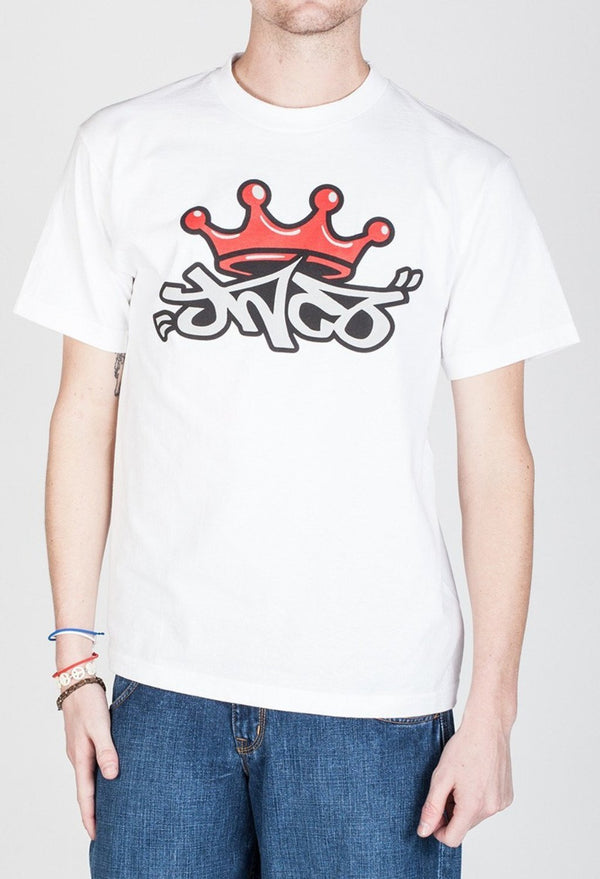 Shirts - Crown Tee White