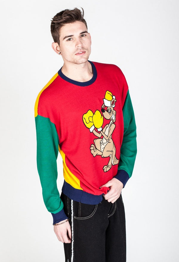Sweaters - Uppercut Novelty Holiday Sweater