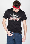 JNCO Men's Patch Tee- Black