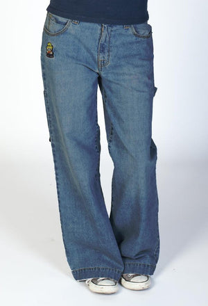 Unique JNCO Jeans Women's Collection | Buy Wide leg Jeans and Flared Jeans VI62