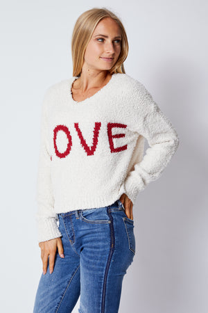 Love Sweater - Jacqueline B Clothing