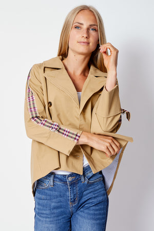 Paddington Jacket - Jacqueline B Clothing