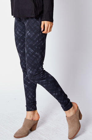Criscross Leggings - Jacqueline B Clothing