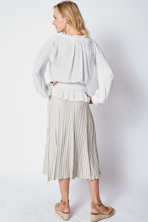Knit Skirt - Jacqueline B Clothing