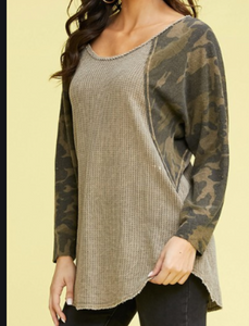Camo Sleeve Thermal
