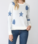 Heart and Stars Sweater