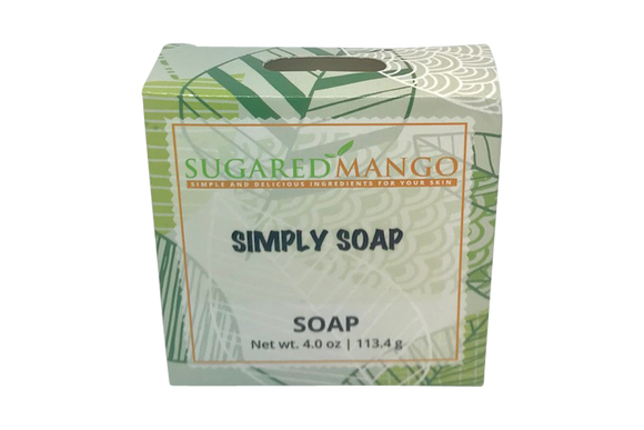 Fragrance Free/ Unscented Soap