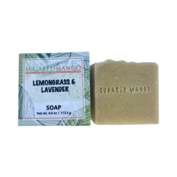 Lavender Soap - Sugared Mango