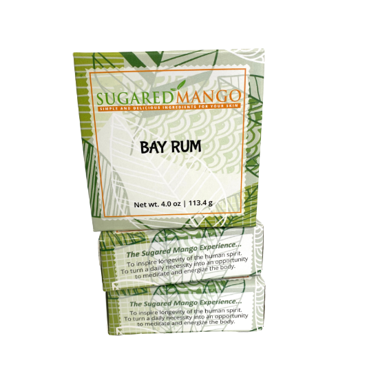 Bay Rum - Sugared Mango