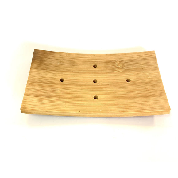 Bamboo Soap Tray excellent for draining your soap while looking elegant too1
