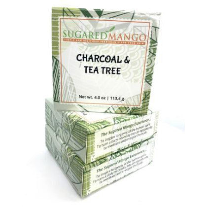 Charcoal & Tea Tree - Sugared Mango