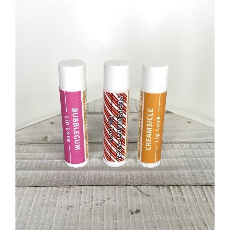 Picture of 3 lotions by Sugared mango lip balms