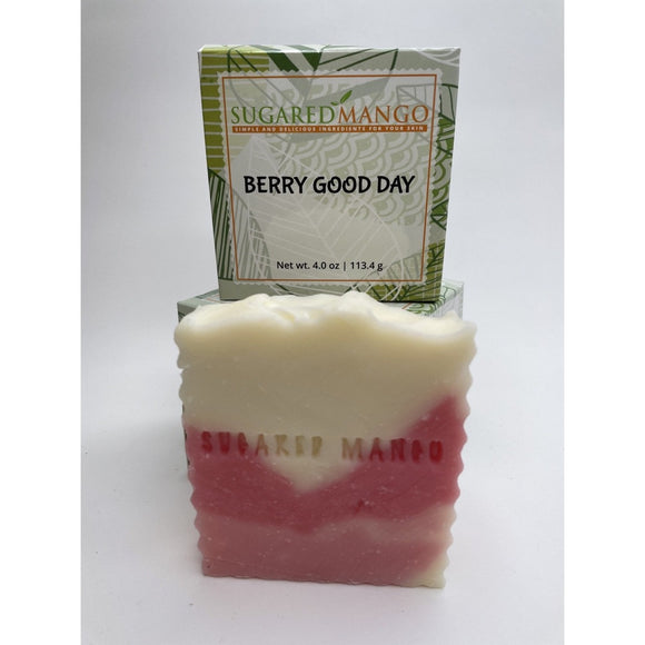 Berry Good Day Soap
