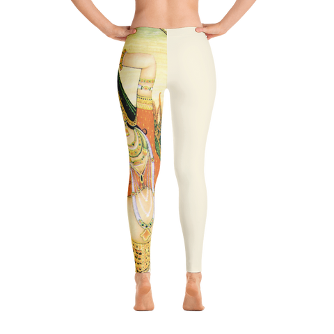 Awesome Traditional Women Leggings