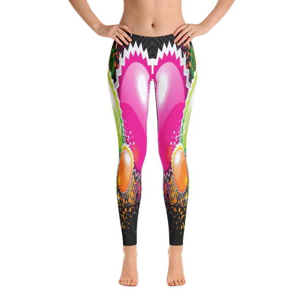 Trendy Multi Art Leggings