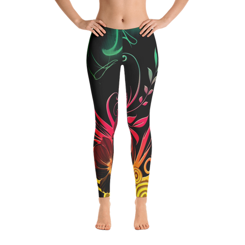 Womens Low Waist Cut Out Leggings