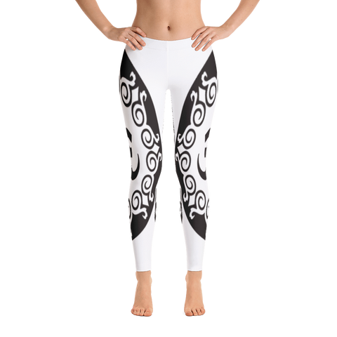 Awesome Om Print Leggings