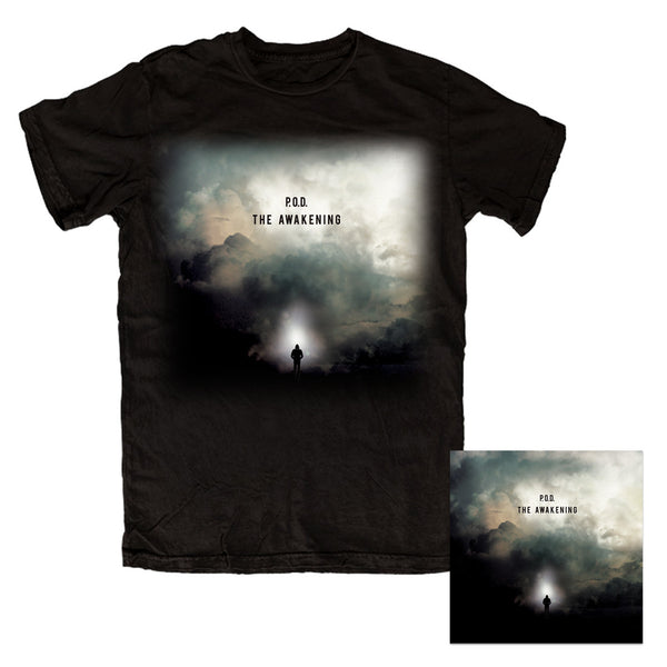 THE AWAKENING T-SHIRT + ALBUM BUNDLE