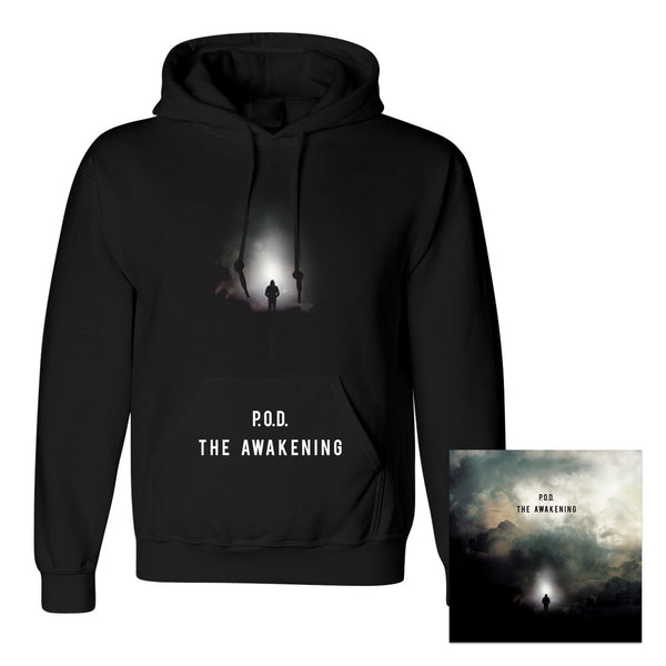THE AWAKENING HOODIE + ALBUM BUNDLE