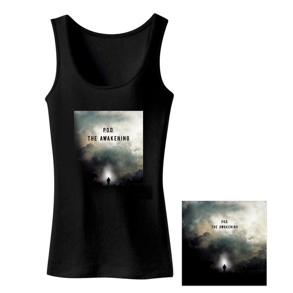THE AWAKENING WOMEN'S TANK + ALBUM BUNDLE