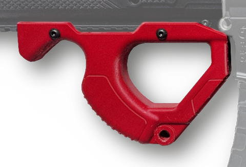 Athena Forward Grip - Rail