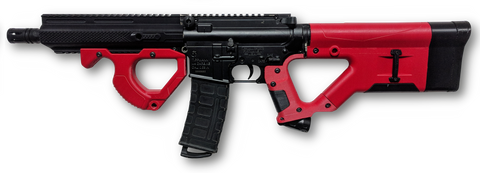 Magfed Maker Athena CQR kit in Red and Black on TMC